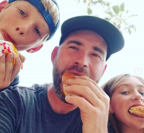 Vonderheide family In-N-Out quest