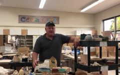 Ben Doty (pictured above) is retiring after 24 years of teaching Ceramics at Arroyo Grande High School.