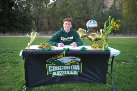 Makai Lipson secures his spot on Concordia University Irvine men