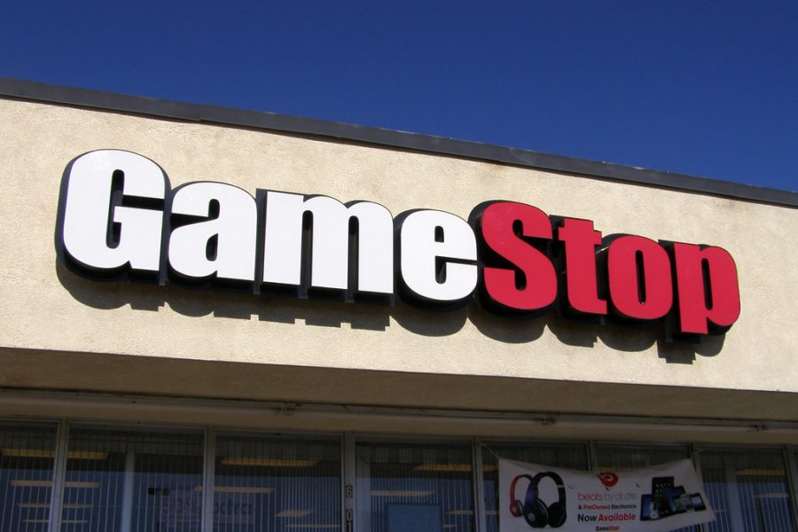 Gamestock: A Story of Wall Street