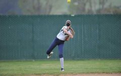 Riley Osborne, born with a limb difference, plays varsity softball and basketball for AGHS.