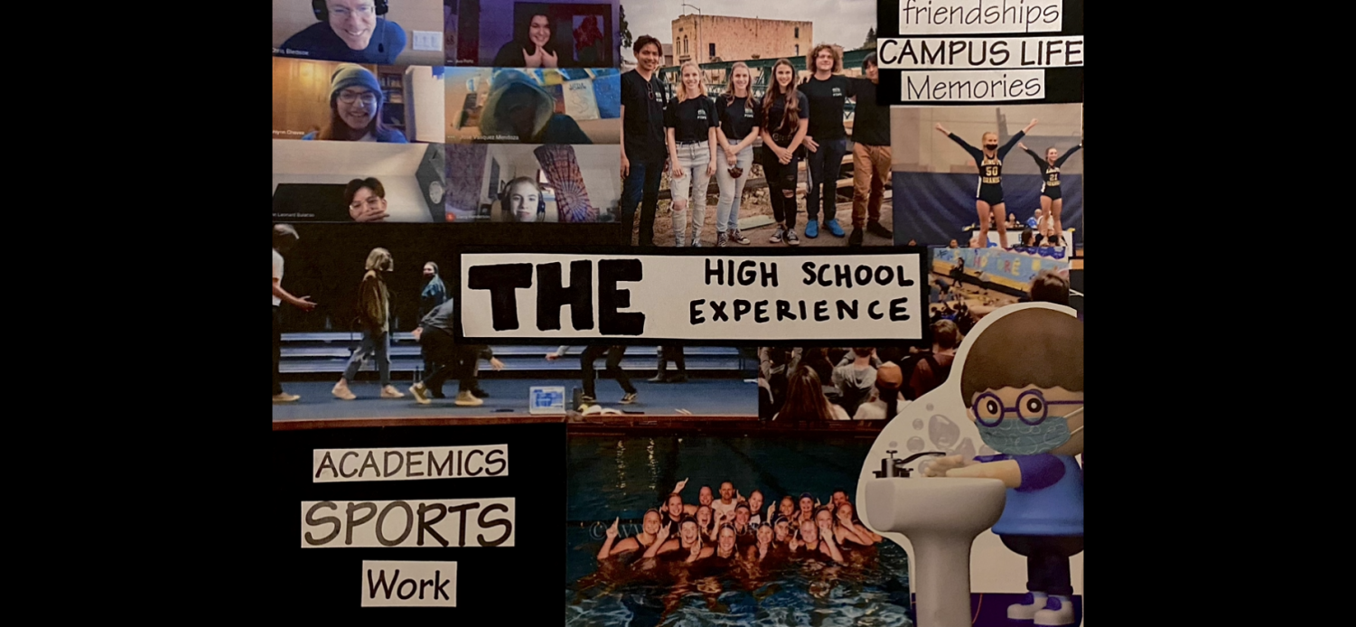 Whether it be focused on academics, sports, work, participating in events, or building relationships, the high school experience means something different to each person you talk to.