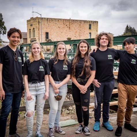 One way Bulacso connects with his peers is through One in Five club, a mental health awareness group.